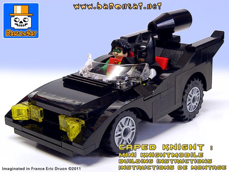 Lego Batman Beyond Batmobile Instructions 73465 Loadtve