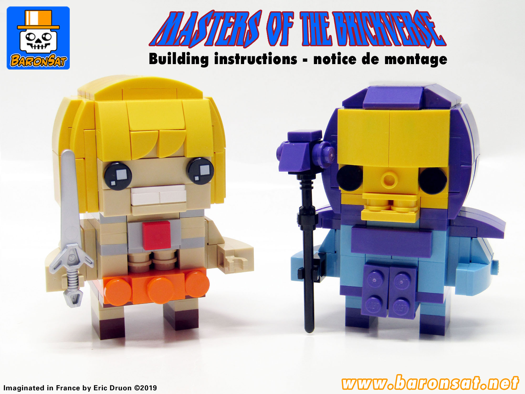 Brickheadz-Motu-He-man-Skeletor-Moc-Lego-Instructions