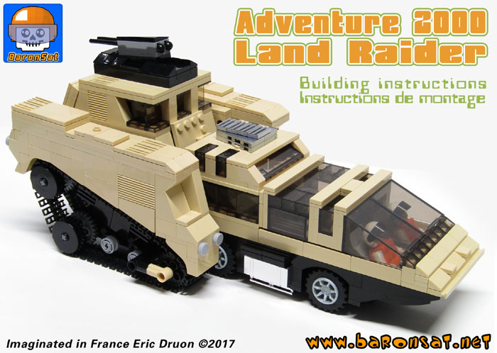 Lego Moc Reviews Blog Baronsat News rxtdsQhCB