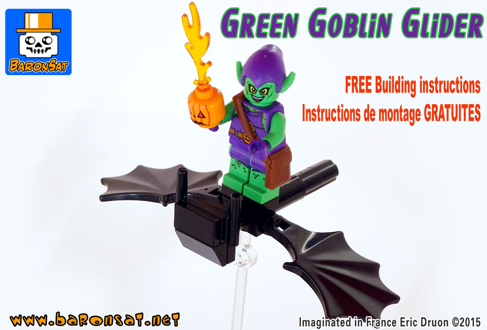 Lego Moc Building Instructions Baronsat Shopping Page Custom Brick