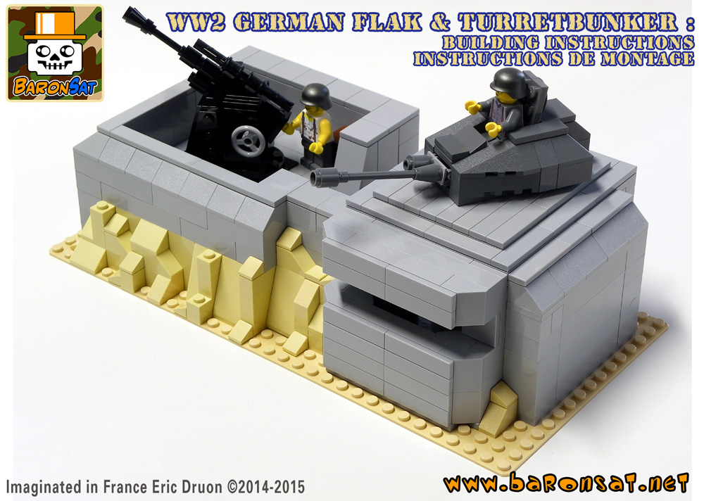 instructions shopping page for custom lego brick models building by