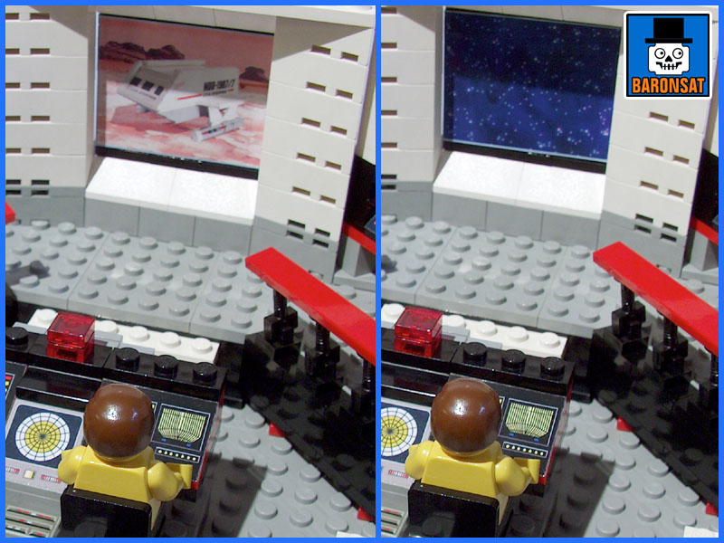 lego star trek tos main bridge custom model_8