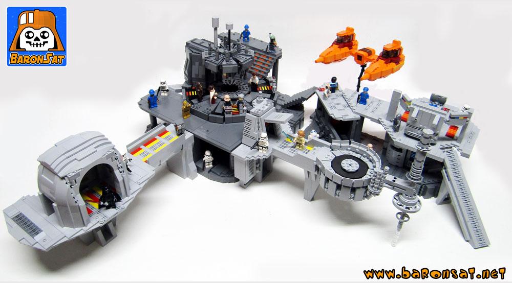 Baronsat The Shop For Custom Lego Brick Instructions And Models Moc