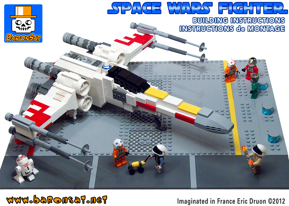 Page Creation Perso Instructions Lego Custom En Vente Eric Druon