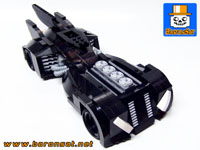 dc batman super heroes custom moc models made of lego bricks