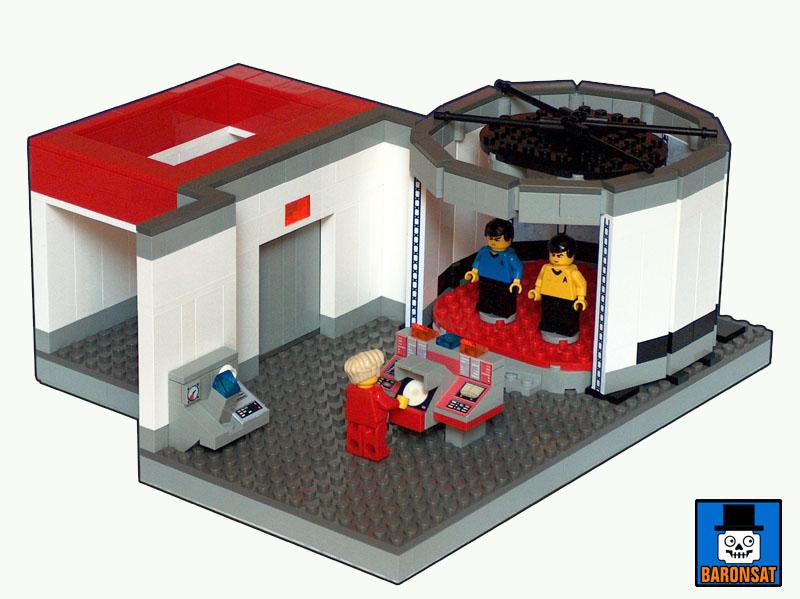 Page De Creations Personnelles En Lego Sur Le Monde De Star Trek