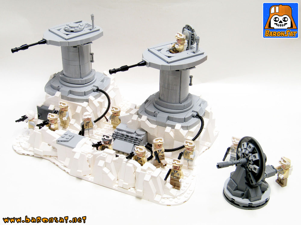 Lego-moc-ESB-Hoth-Turret-Defense-model