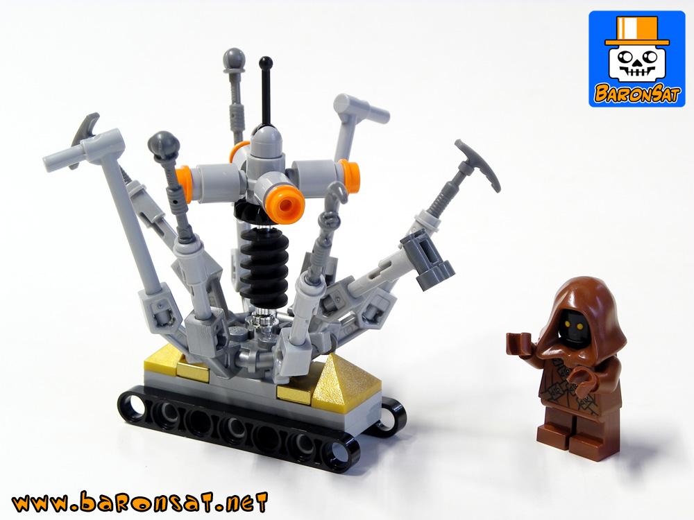 Gallery Of Star Wars Custom Models Moc Baronsat Creations